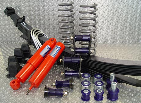 TOYOTA-Landcruiser Suspension Kit